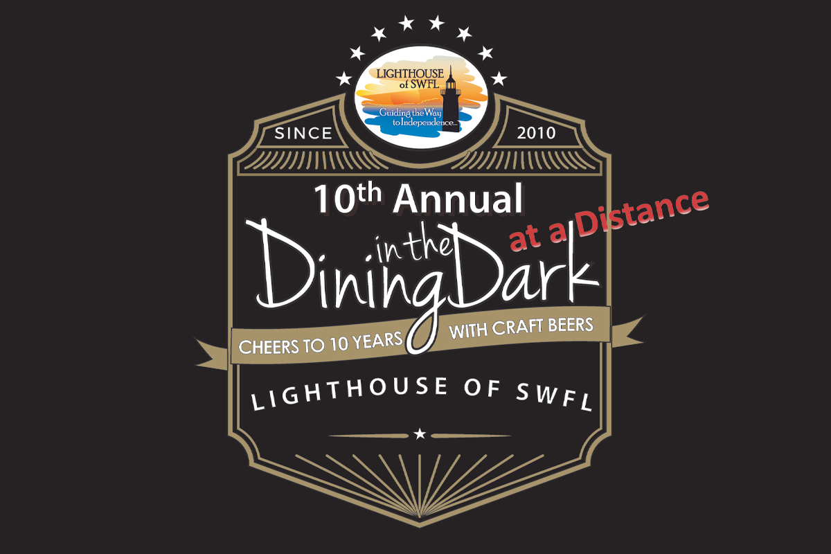 10th Annual Dining in the Dark - Celebrating 10 Year with Craft Beers