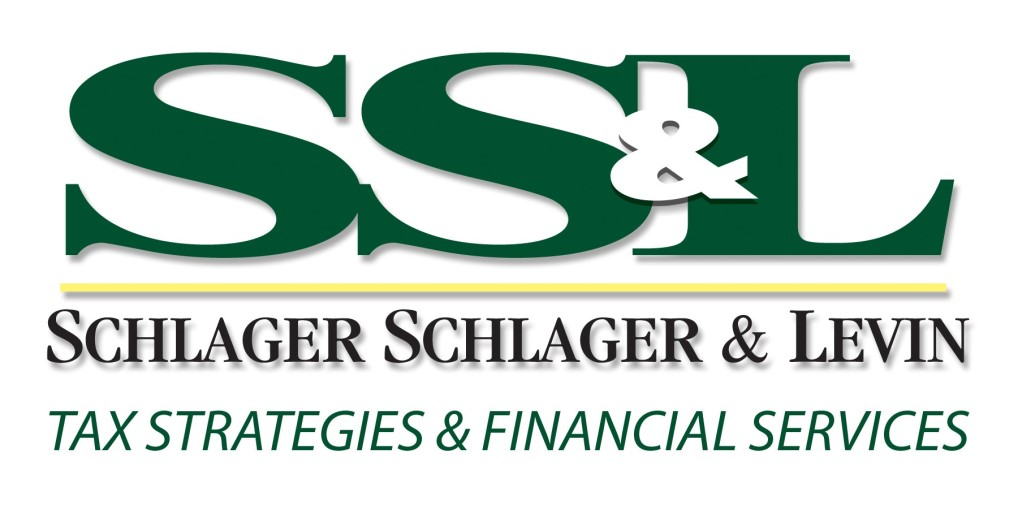 Schlager Schlager and Levin Tax Strategies and Financial Services